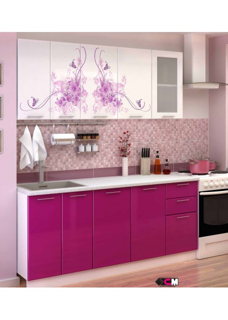 Кухонный гарнитур «Нежность»