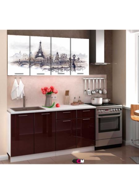 Кухонный гарнитур «Париж»