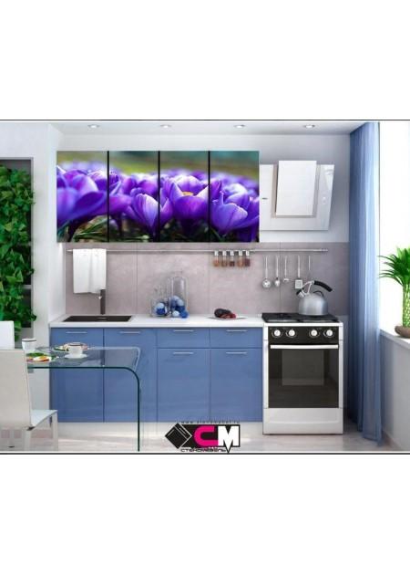 Кухонный гарнитур «Подснежники»