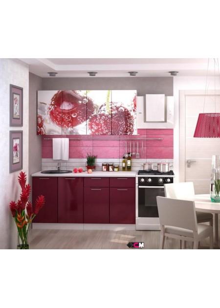 Кухонный гарнитур «Вишня»
