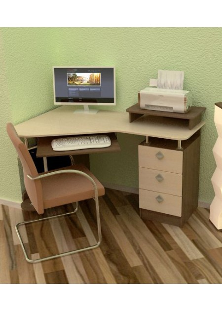 Компьютерный стол Корвет