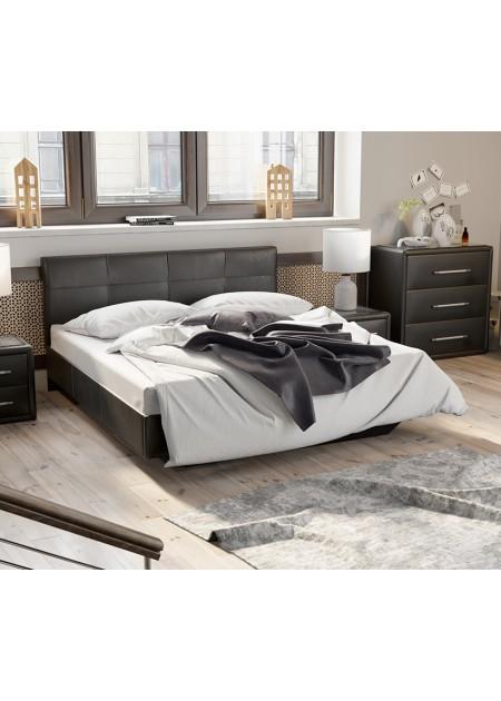 """Кровать с мягкой обивкой """"Элис тип 1"""""""